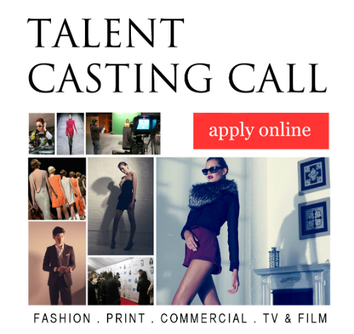 Prestigious Models Open Callen For Asian Model And Talent